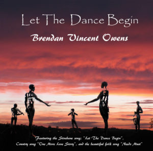 image of the CD album Let The Dance Begin